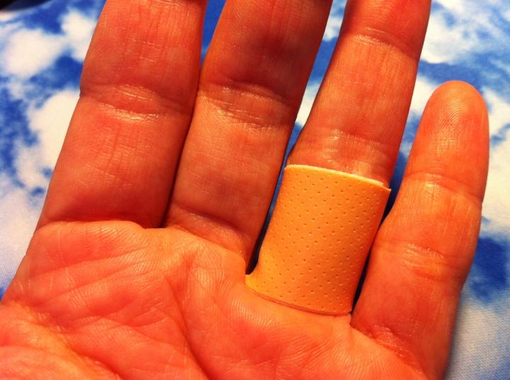 Band-aid pic