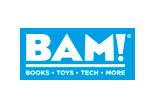 BAM! logo