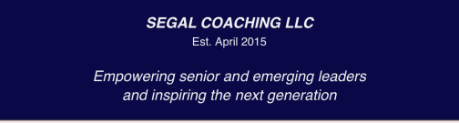 Segal Coaching LLC - Empowering and Inspiring