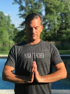 Tom Johnson - Yoga Teacher